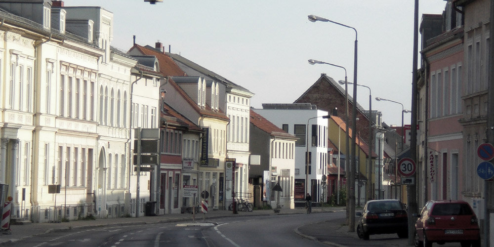 Niedrigenergiehaus Fleischervorstadt Hansestadt Greifswald