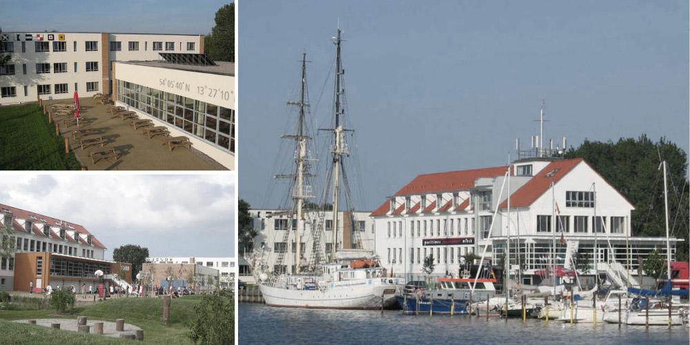Youth hostel Wieck/ Greifswald