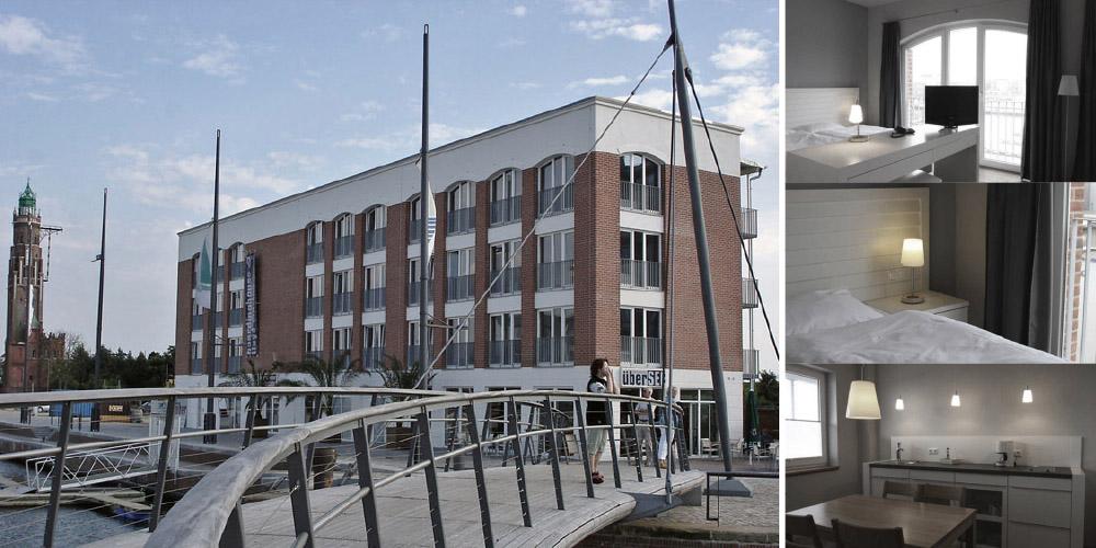 Boardinghouse Bremerhaven Lloyd Marina 2. BA